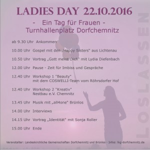 ladiesday_programm
